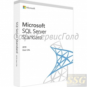 Лицензия на сервер MS SQL Server Standard 2019 Full-use